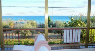 Primera linea con terraza en Playa Paradiso