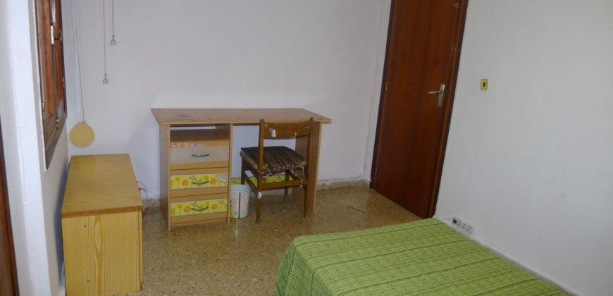Céntrico 4 dormitorios vistas